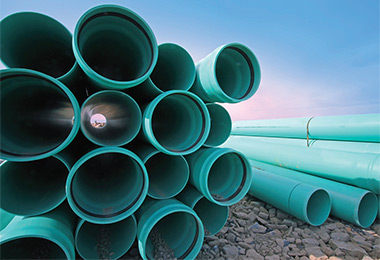 Fiber-Reinforced Polymers for Pipe Repairs
