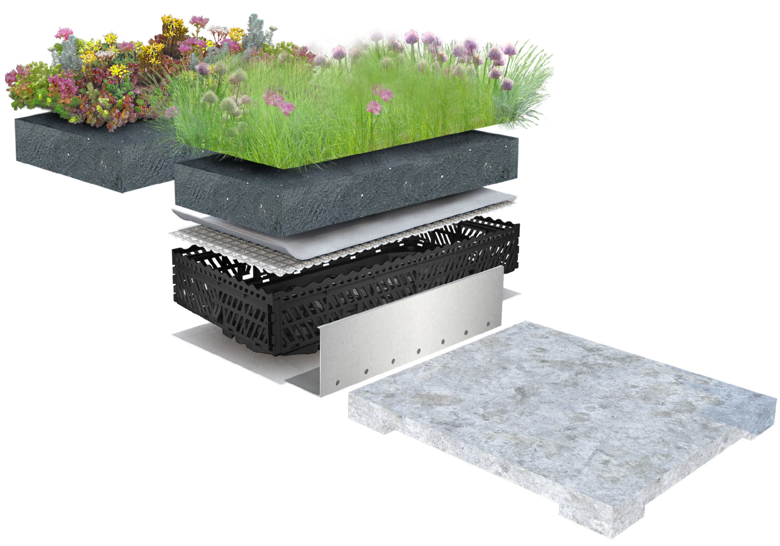 Top Considerations For Vegetated Green Roof Designs