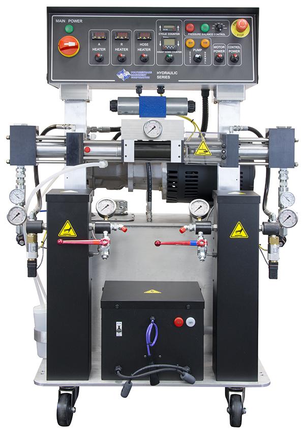 Plural-Component Equipment Essentials: Processing Polyurea