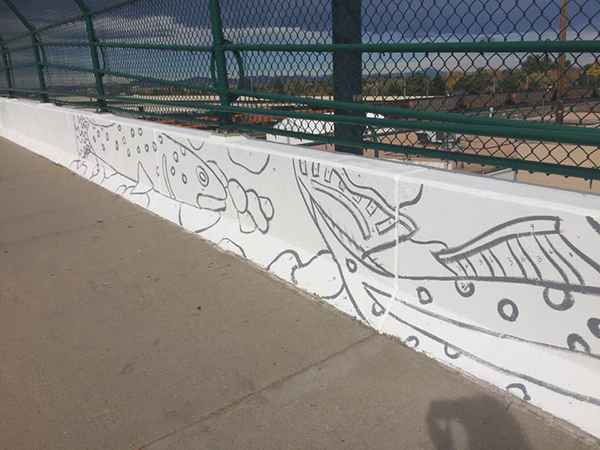 Mural Outlines