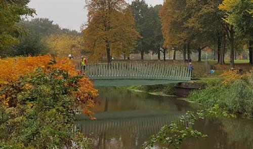 Biobridge, Netherlands