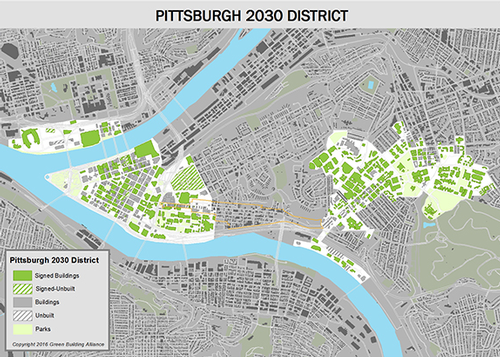 Pittsburgh District 2030