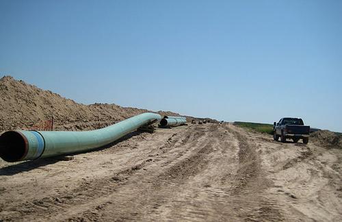 Pipe for Keystone pipeline