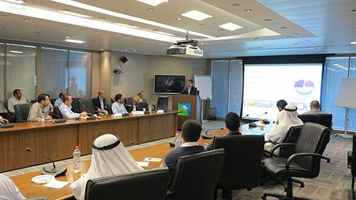 SSPC, Saudi Aramco Visit