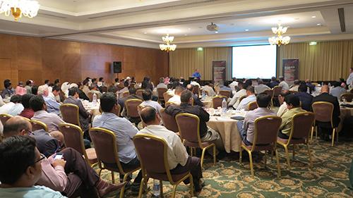 SSPC meeting with vendors, contractors