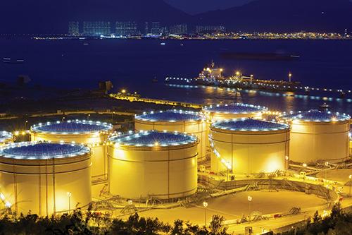 Oil & Gas application environment