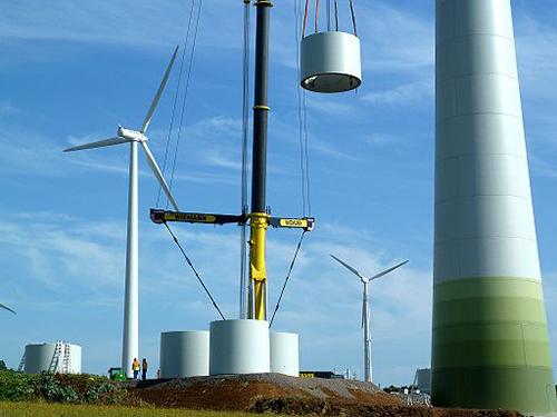 Aci Guide Covers Concrete Wind Turbines Paintsquare News