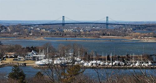 Mount Hope Bridge, RI