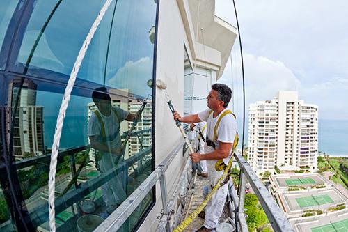 Building painter