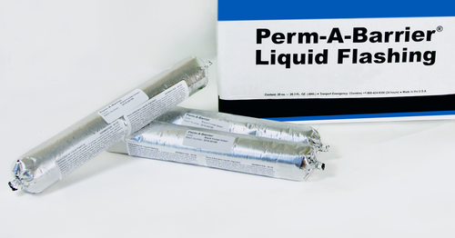 Perm-A-Barrier liquid flashing