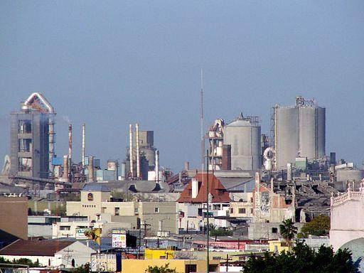 Cemex Monterrey plant