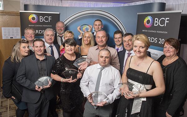 BCF 2016 Award Winners