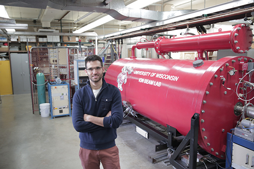 Alexander Mairov, University of Wisconsin-Madison