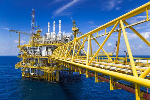 offshore oil/gas platform