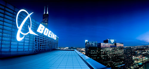 Boeing corporate headquarters