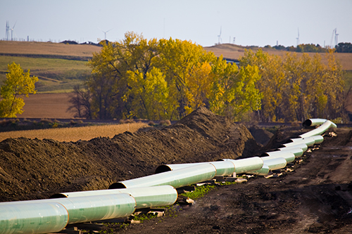 TransCanada pipes