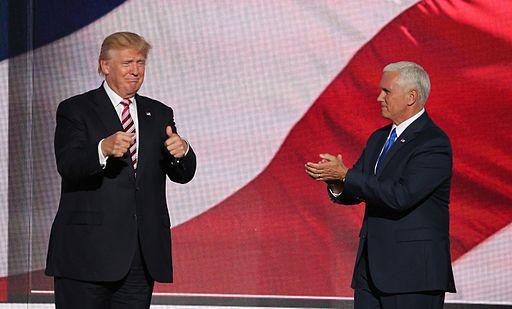 Trump, Pence at RNC