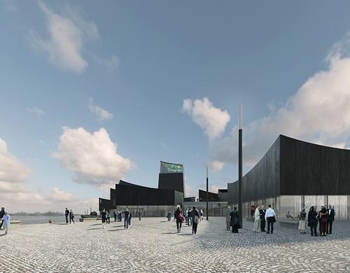 Guggenheim Helsinki rendering