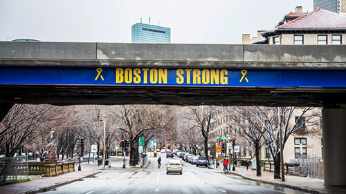 Boston Strong Bridge