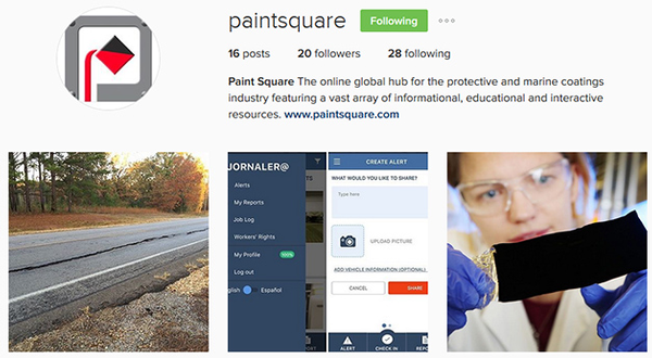 PaintSquare on Instagram