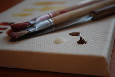 oil painters