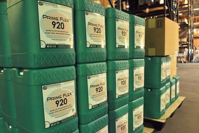 prime resins packaging