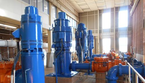 Henderson, NC, water treatment plant