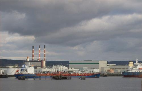 St. John refinery