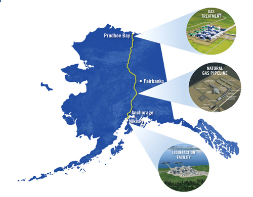 China Signs onto Alaska Gas Pipeline Plan : PaintSquare News