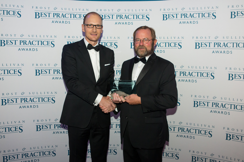 Best Practices Awards ceremony