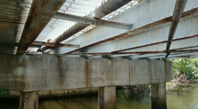 NE 1st St. Bridge