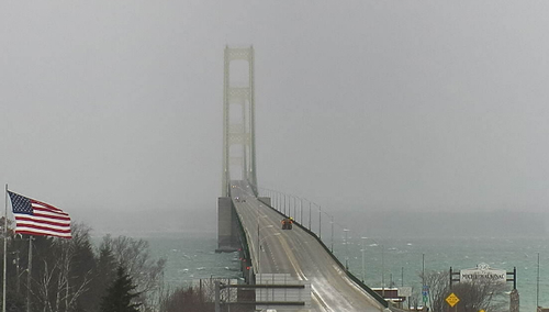 Mackinac Straits