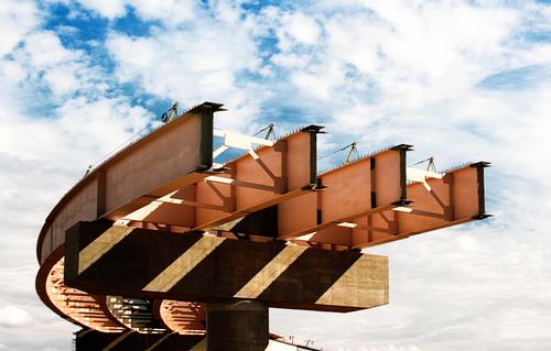 Bridge approach construction