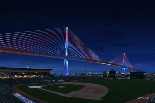 Harbor Bridge rendering