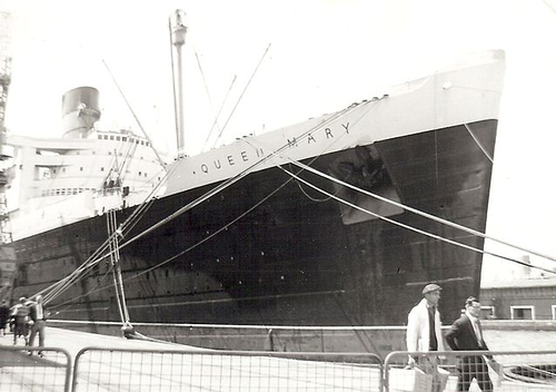 Queen Mary, 1960