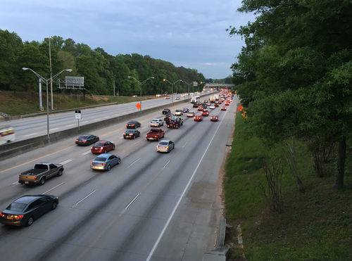I-20 reopened