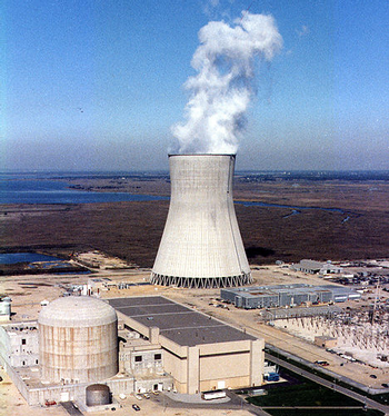 Hope Creek nuclear power plant