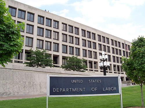 Dept. of Labor