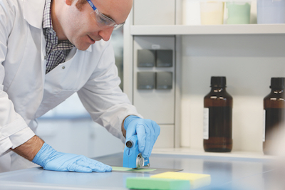IMCD coatings lab