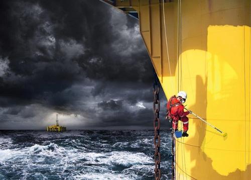 Offshore maintenance
