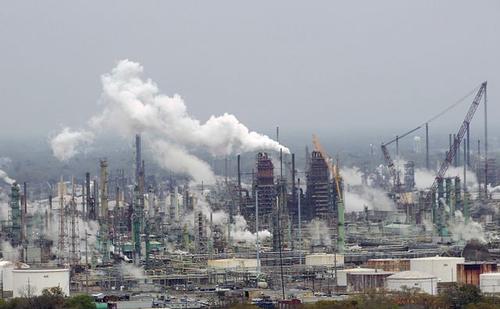 Baton Rouge refinery