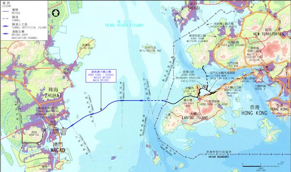 HKZMB map