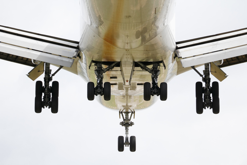 Airplane landing gear