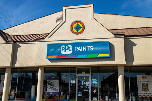 PPG Paints store
