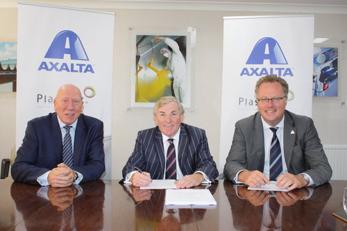 Axalta, Plascoat officials
