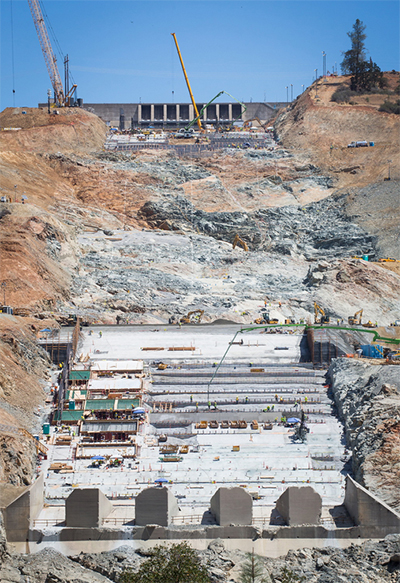 Oroville Dam August 2017