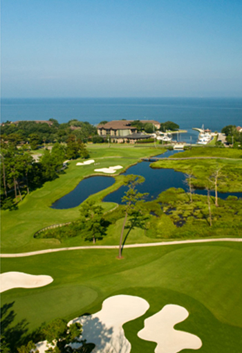 Grand Marriott golf course