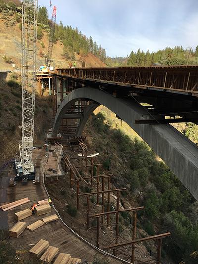 Caltrans Halts Bridge Build Over Movement : PaintSquare News