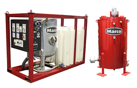 Marco equipment
