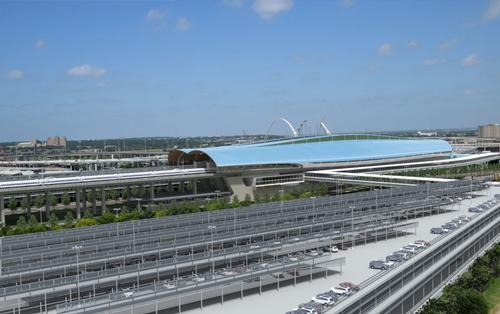 Dallas terminal